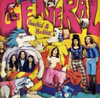 General - Rockin' And Rollin' (1975)