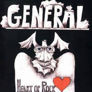 General - Heart Of Rock (1976)